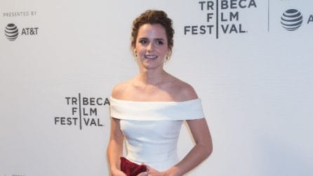"Il look di Emma Watson alla prima di ""The Circle"""