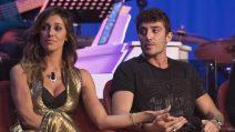 Le foto di Belén Rodriguez e Andrea Iannone al 'Maurizio Costanzo Show'