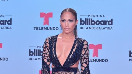 I look di Jennifer Lopez ai Billboard Latin Music Awards