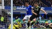 Premier League, Everton-Chelsea 0-3