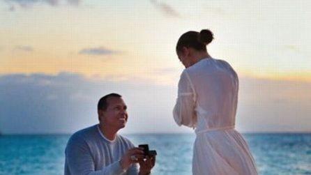 Le foto di Jennifer Lopez e Alex Rodriguez
