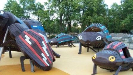 I parchi divertimento migliori del mondo