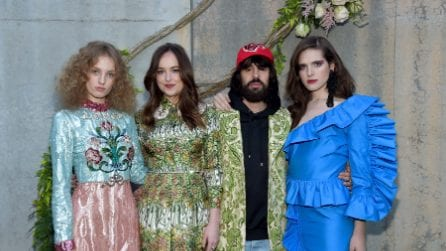 Le star al party per il lancio di Gucci Bloom