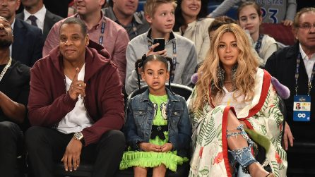 Blue Ivy, la figlia di Beyoncé è già una star