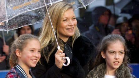 Le foto di Lila Grace, figlia di Kate Moss, modella come la mamma