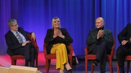 Le foto di Gemma Galgani al 'Maurizio Costanzo Show'