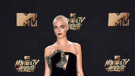 I look delle star agli MTV Movie Awards 2017
