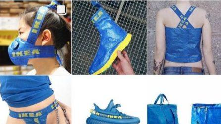Le 10 migliori creazioni fatte con la borsa FRAKTA di IKEA