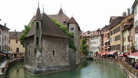 Annecy, un borgo francese da cartolina