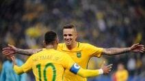 Luan, il nuovo Ronaldinho che piace al Liverpool