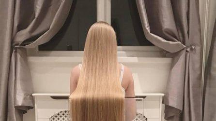 Lianne, la donna dai capelli lunghi 121 cm