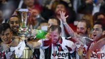 Festa all'Olimpico, la Juventus vince la Tim Cup 2016/2017