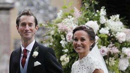Le foto del matrimonio tra Pippa Middleton e James Matthews