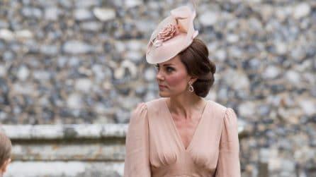Il look di Kate Middleton per il matrimonio della sorella Pippa