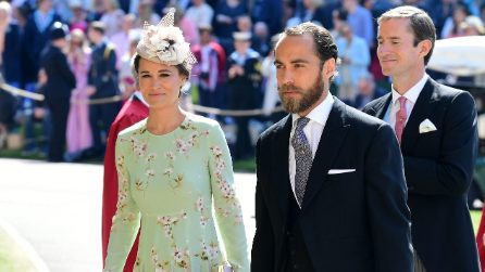 James William Middleton , il fratello minore di Kate e Pippa
