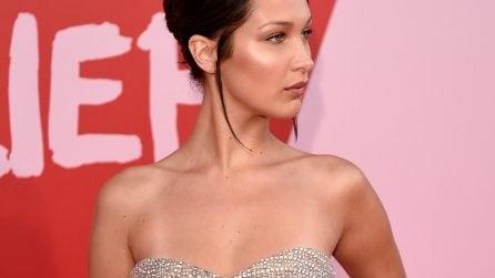 """""""Difetti"""" da top model: Bella Hadid e il segno del costume"""