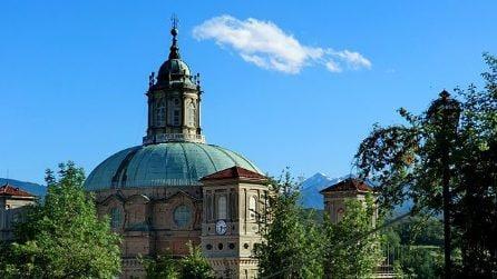 Piemonte: il meraviglioso santuario di Vicoforte