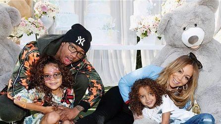 Il party da sogno dei figli di Mariah Carey