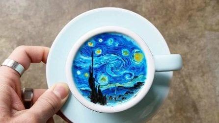 Da normali tazze di latte a capolavori: l'arte di Kangbin Lee