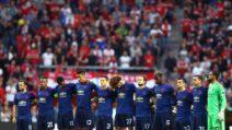 Europa League, gli scatti più belli della finale tra Ajax e United