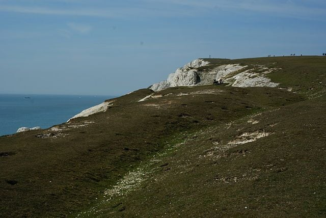 https://commons.wikimedia.org/wiki/File:Cliff_top_on_Tennyson_Down,_Isle_of_Wight_-_geograph.org.uk_-_1806072.jpg