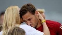 Roma, standing ovation per Totti all'ultima in giallorosso