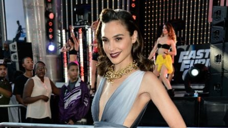 I look da red carpet di Gal Gadot