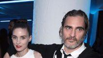 Le foto di Joaquin Phoenix e Rooney Mara
