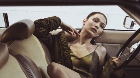 Bella Hadid diventa modella per Nike