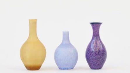 Sembrano tre vasi comuni, ma l'apparenza inganna: resterete a bocca aperta