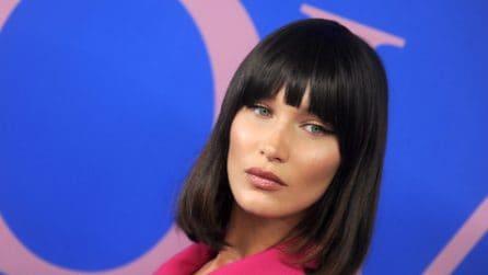 Il nuovo taglio di capelli di Bella Hadid