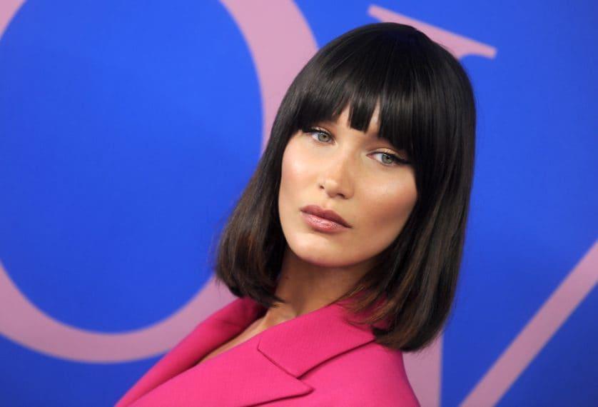 Il nuovo taglio di capelli di Bella Hadid 43165bf8de3b