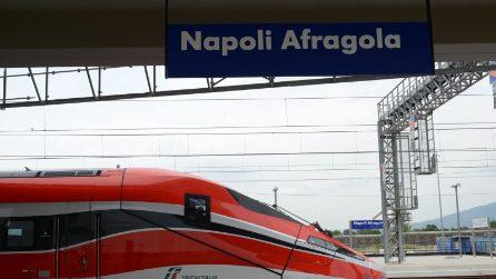 L'inaugurazione posticcia della Stazione di Napoli Afragola: ecco le immagini esclusive