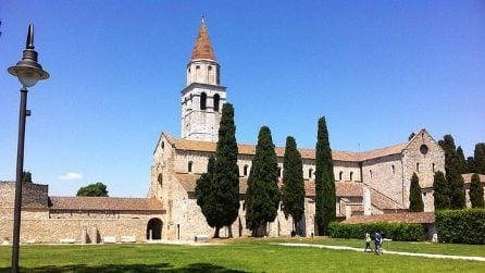 Aquileia: il Foro, la Basilica e i suoi splendidi mosaici