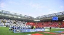 Le immagini di Italia-Liechtenstein
