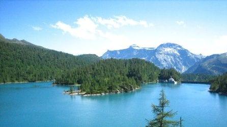I meravigliosi paesaggi dell'Alpe Devero e del suo lago