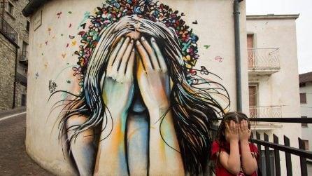 La street art per salvare Civitacampomarano dallo spopolamento