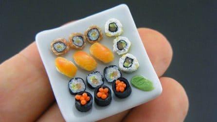 Tiny Food, la moda che spopola sui social