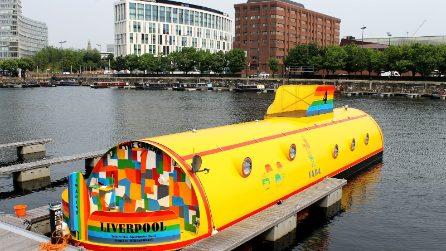 Le 7 case galleggianti più eccentriche del mondo