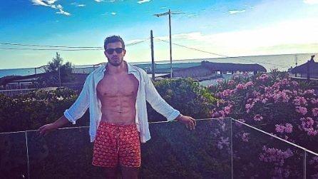 Goffredo Cerza, il sex symbol fidanzato con Aurora Ramazzotti