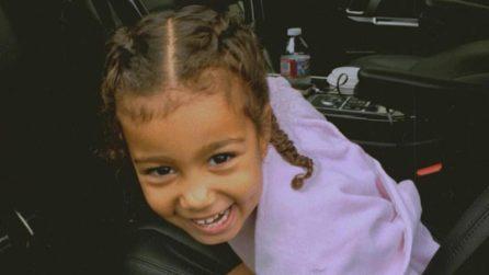 North West: a 4 anni la figlia di Kim è icona di stile