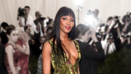 Naomi Campbell, a 47 anni è ancora icona di stile