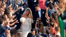 Morata e Alice Campello, matrimonio da sogno a Venezia