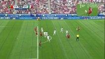 Portogallo-Messico, gol di Pepe cancellato dal VAR