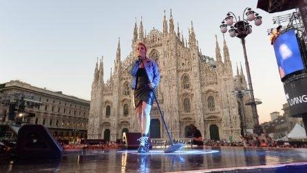 Radio Italia Live: le foto del concerto di Piazza Duomo