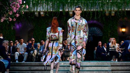 Versace collezione Primavera/Estate 2018