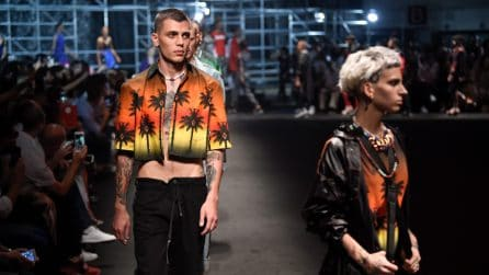 Marcelo Burlon County of Milan collezione Primavera/Estate 2018
