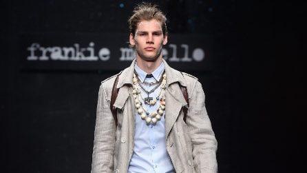 Frankie Morello collezione Primavera/Estate 2018
