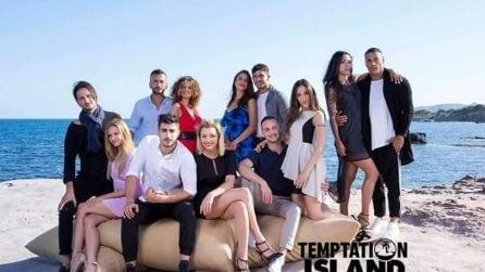 Le foto della prima puntata di Temptation Island 2017