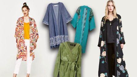 I kimono per l'estate 2017